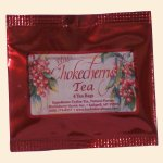 Wild Chokecherry Tea, 4 Bag Pouch