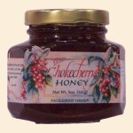 Wild Chokecherry Honey 5 oz.