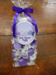 Huckleberry Salt Water Taffy, 8oz