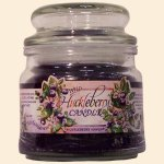 Wild Huckleberry Candle - Round Jar 16 oz.
