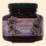 Wild Huckleberry Jam 5 oz.
