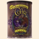 Wild Huckleberry Coffee Tin 12 oz.