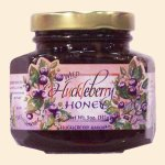 Wild Huckleberry Honey 5 oz.
