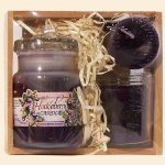 Gift Pack: 4oz Candle/2 Votives