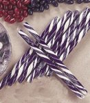Wild Huckleberry Candy Sticks 6 pc.