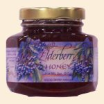 Wild Elderberry Honey 5 oz.