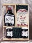 Deluxe Gift Crate: Huckleberry Syrup, Jams & Flap Jack Mix