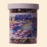 Choc. River Rocks - Plastic Jar 7 oz.