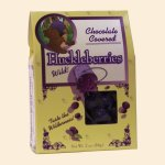 Chocolate Covered Huckleberries 2 oz.
